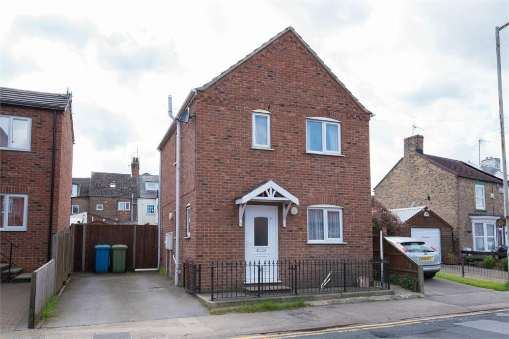 2 Bedrooms Detached House for sale in Freiston Road, Boston, Lincolnshire