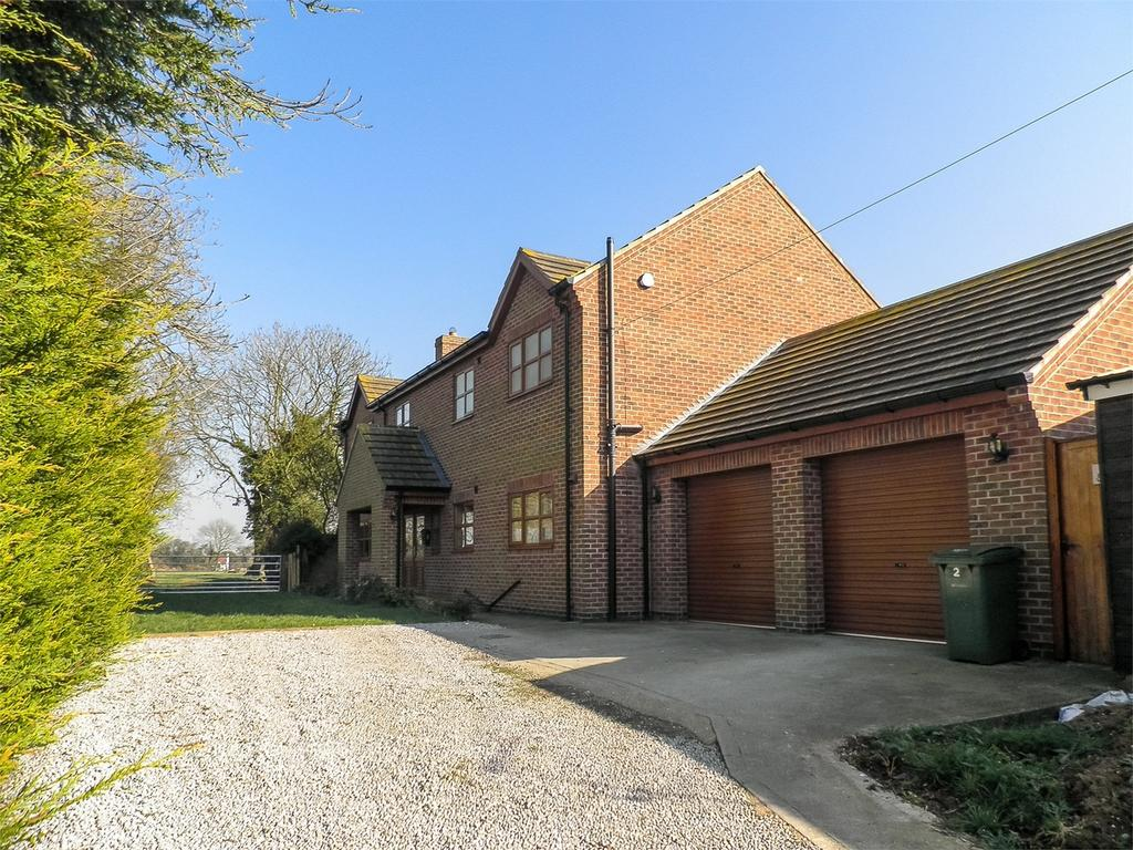 4 Bedrooms Detached House for sale in Fair View, Skeffling, East Riding of Yorkshire