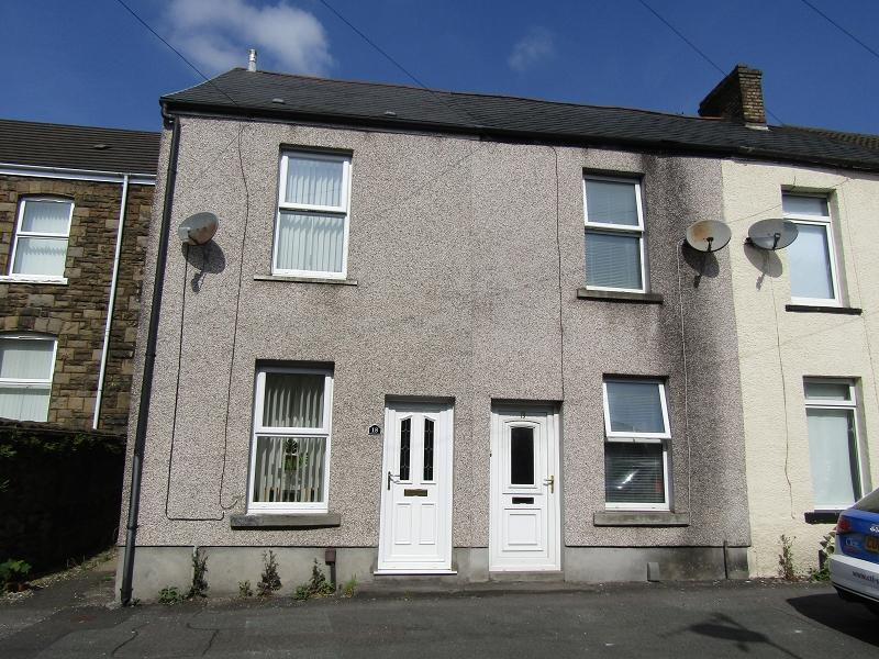 2 Bedrooms Terraced House for sale in Morris Street, Morriston, Swansea.
