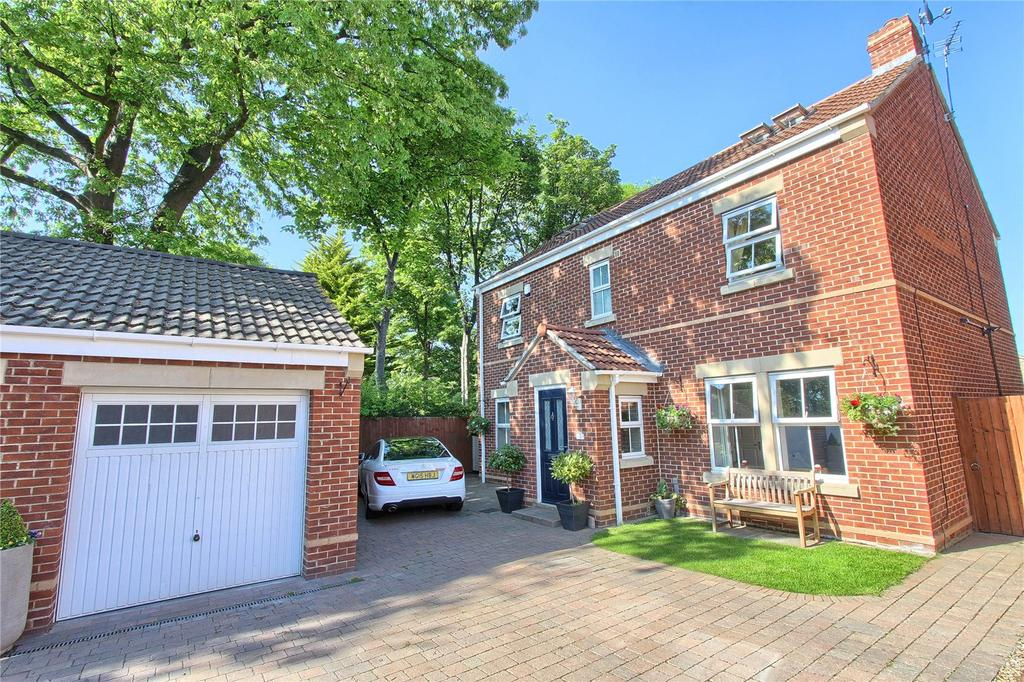 4 Bedrooms Detached House for sale in The Hastings, Normanby