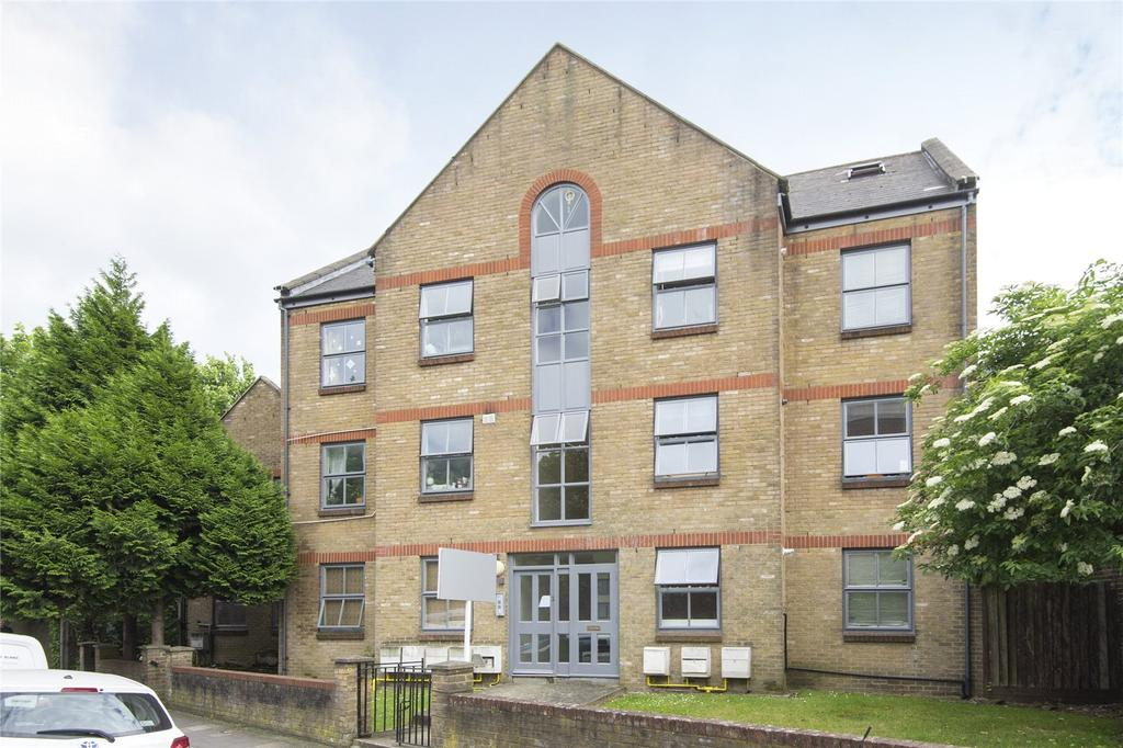 2 Bedrooms Flat for sale in Wilton Way, London, E8