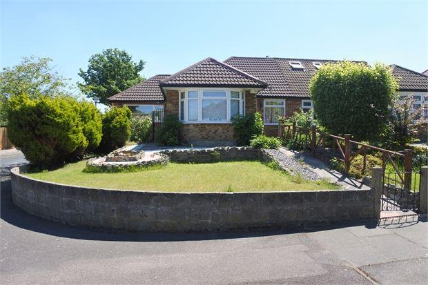 2 Bedrooms Semi Detached Bungalow for sale in Downs Avenue, Chislehurst, London, Kent. BR7 6HQ