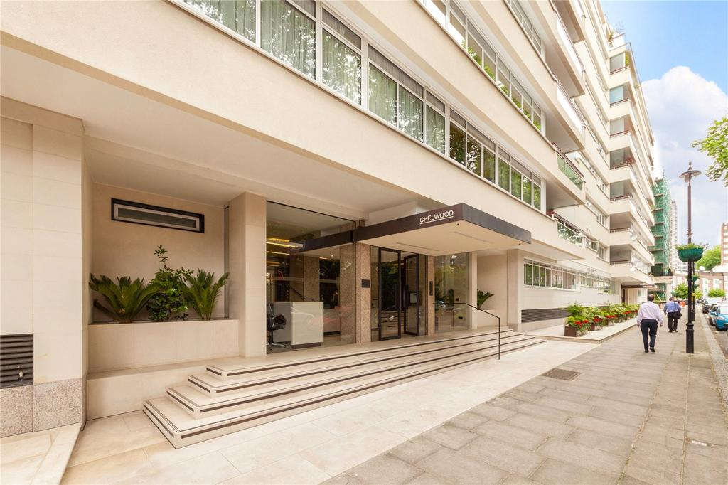 4 Bedrooms Flat for sale in Chelwood House, Gloucester Square, London