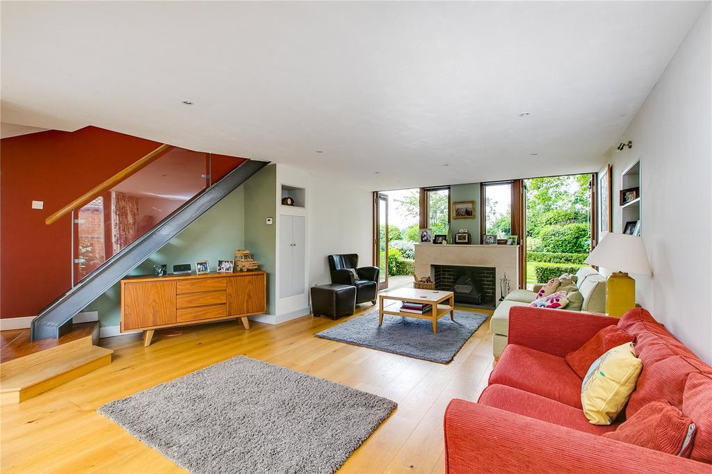 4 Bedrooms Detached House for sale in Queen Elizabeth Walk, Barnes, London