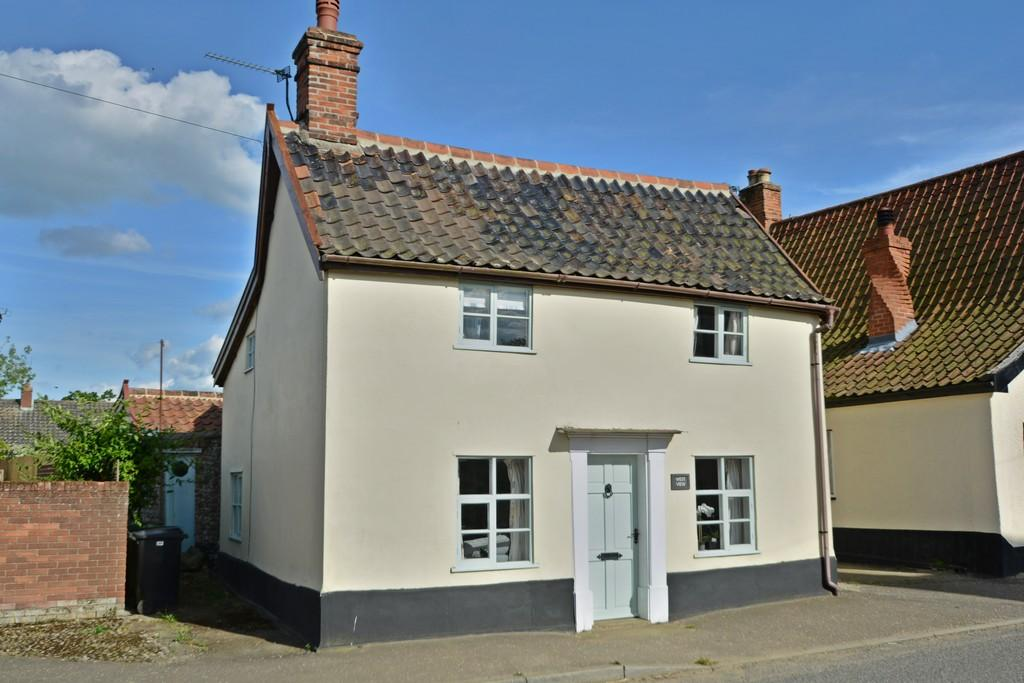 3 Bedrooms Cottage House for sale in Norwich Road, Dickleburgh