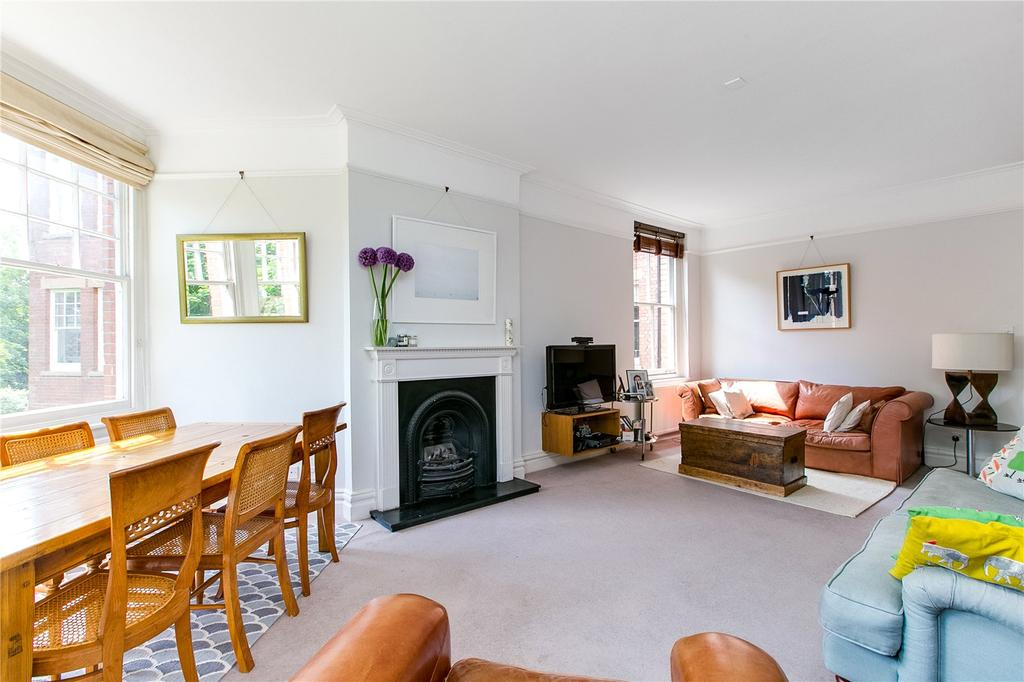 3 Bedrooms Flat for sale in Riverview Gardens, Barnes, London