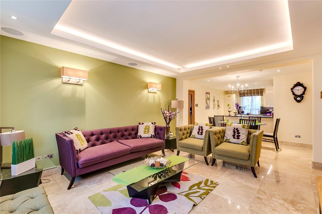 3 Bedrooms Flat for sale in Caroline House, Bayswater Road, London