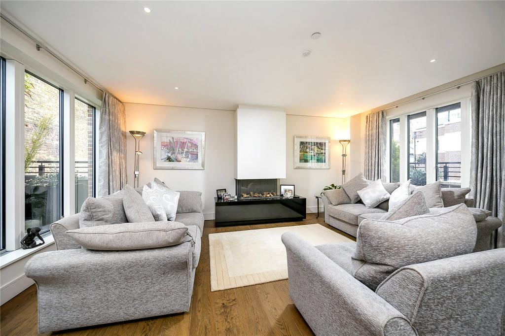 4 Bedrooms End Of Terrace House for sale in Times Court, Retreat Road, Richmond, Surrey