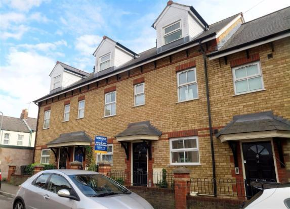 3 Bedrooms Terraced House for sale in Queens Gate Terrace, Queen Street, Taunton TA1
