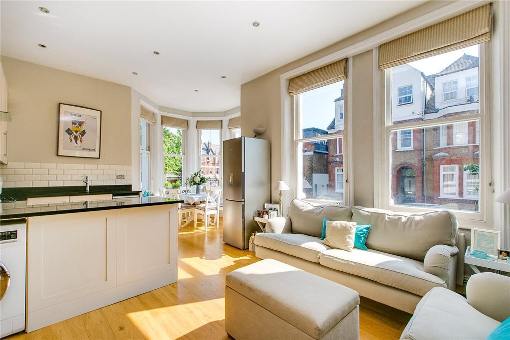 1 Bedroom Flat for sale in Oakhill Road, Putney, London