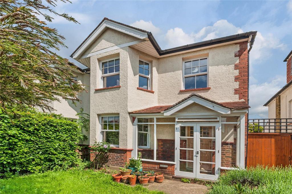 4 Bedrooms Semi Detached House for sale in Marksbury Avenue, Kew, Surrey