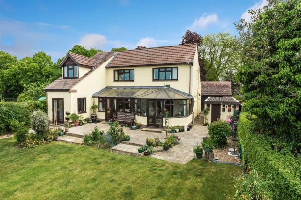 5 Bedrooms Detached House for sale in Girton Road, Girton, Cambridgeshire