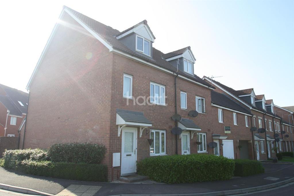1 Bedroom Flat for sale in Cavalier Close, Bridgwater