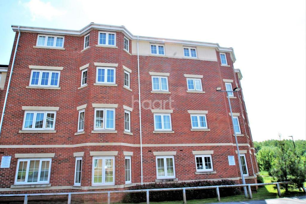 2 Bedrooms Flat for sale in Jenkinson Grove, Armthorpe
