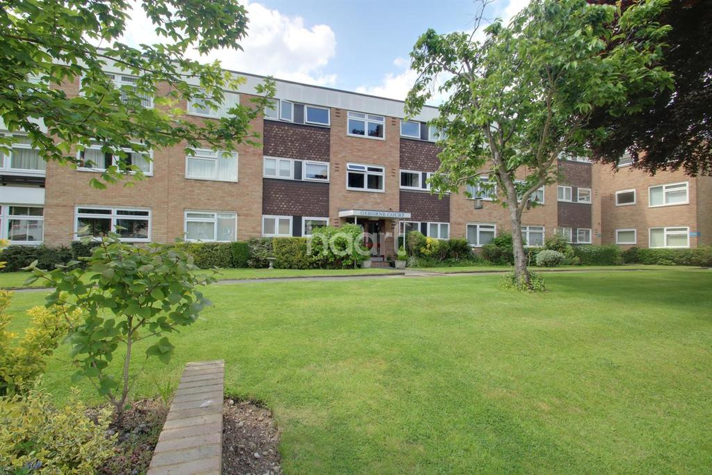 2 Bedrooms Flat for sale in Osborne Court, Park View Road