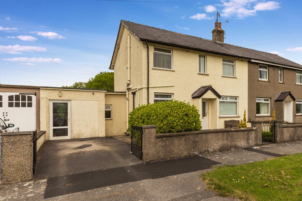 3 Bedrooms Semi Detached House for sale in 17 Gaskell Close, Silverdale, Carnforth, Lancashire, LA5 0RD