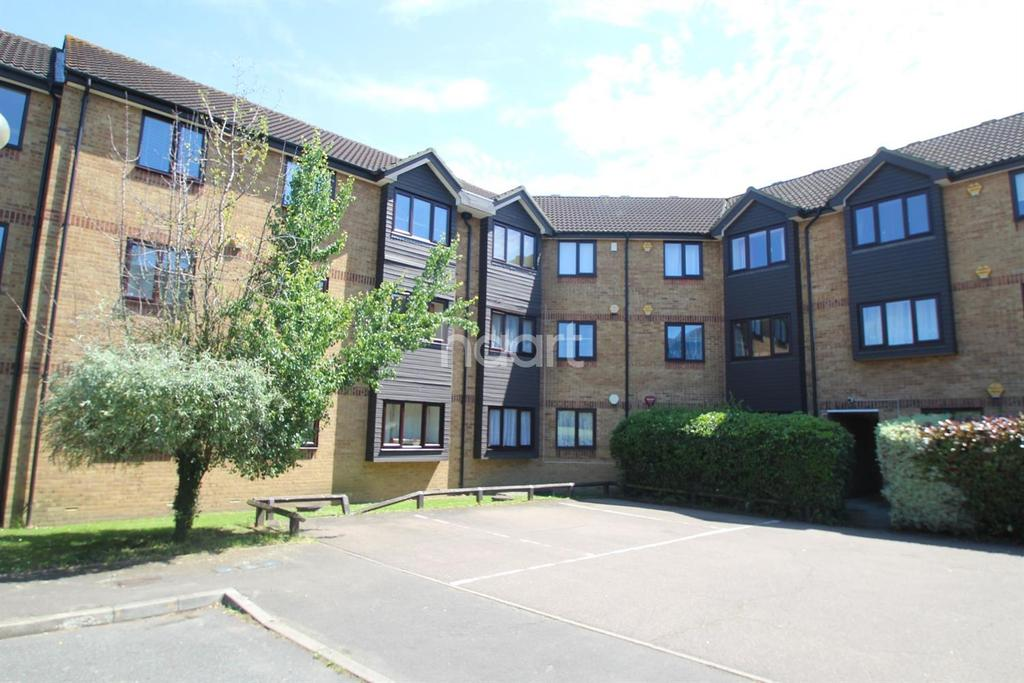 1 Bedroom Flat for sale in Messant Close, Harold Wood