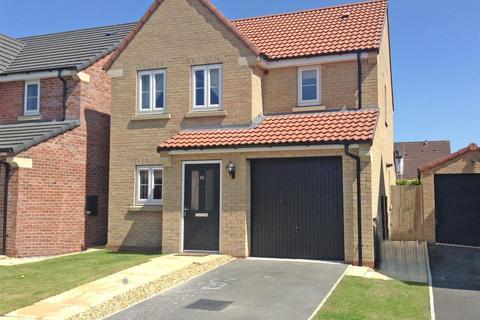3 bedroom detached house to rent - Wicstun Way, Market Weighton