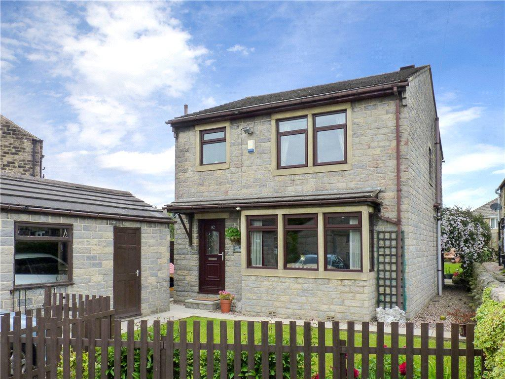 3 Bedrooms Detached House for sale in Hoyle Fold, Wheathead Lane, Keighley, West Yorkshire