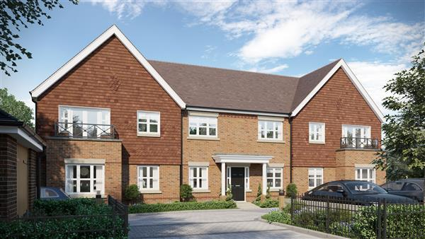 2 Bedrooms Apartment Flat for sale in Weston Grove, Headley Road, Grayshott