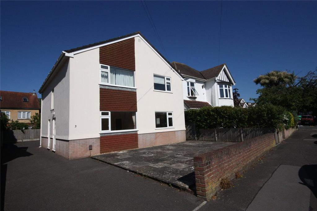 2 Bedrooms Flat for sale in Southern Road, Bournemouth, Dorset, BH6