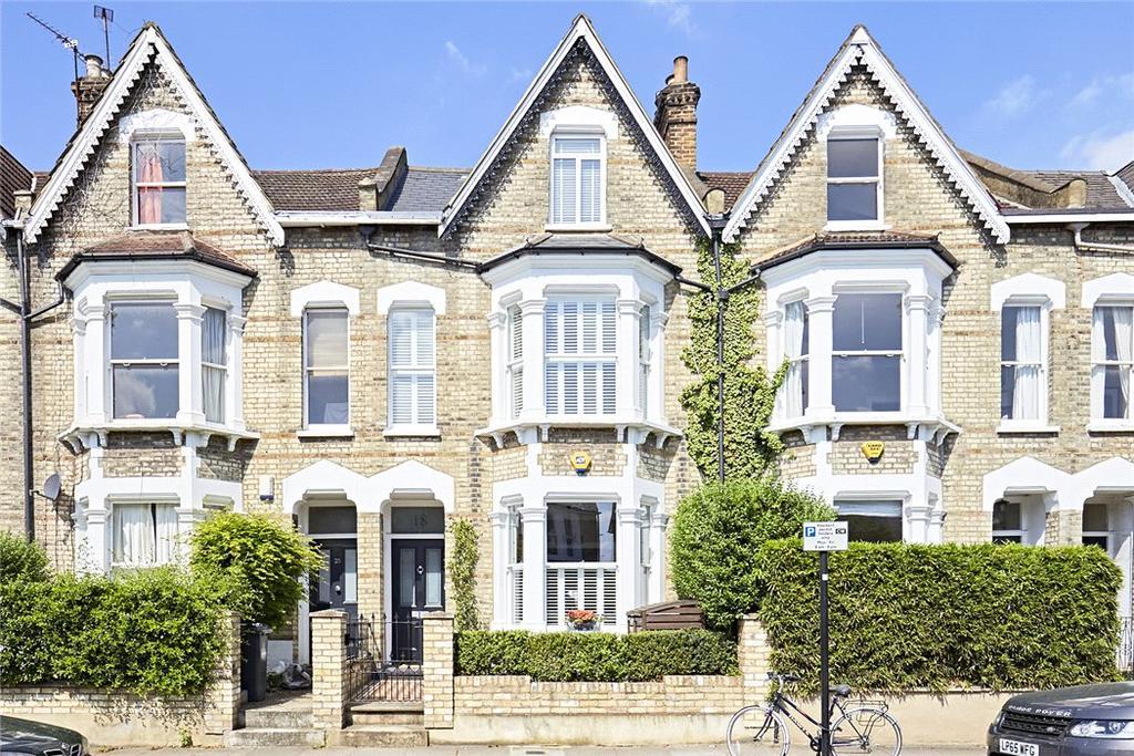 5 Bedrooms Terraced House for sale in Heathfield Gardens, Chiswick, London, W4