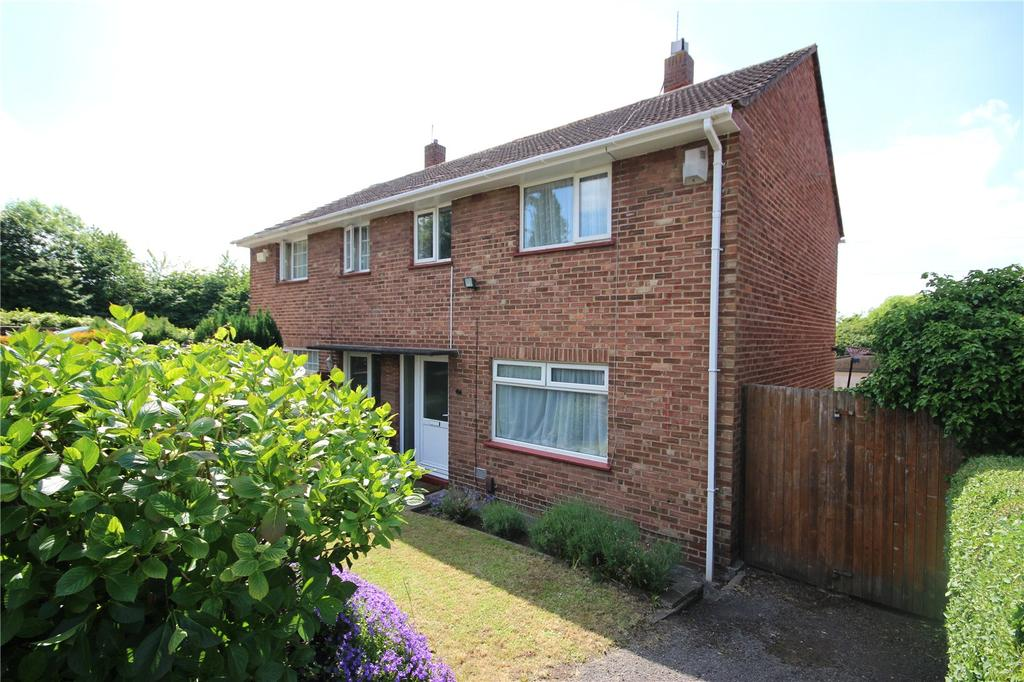 3 Bedrooms Semi Detached House for sale in Brentry Lane, Brentry, Bristol, BS10