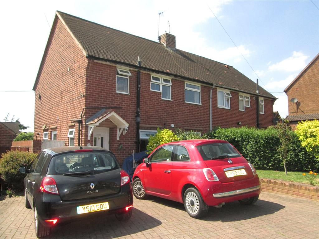 3 Bedrooms Semi Detached House for sale in Chesterton Drive, Worksop, Nottinghamshire, S81