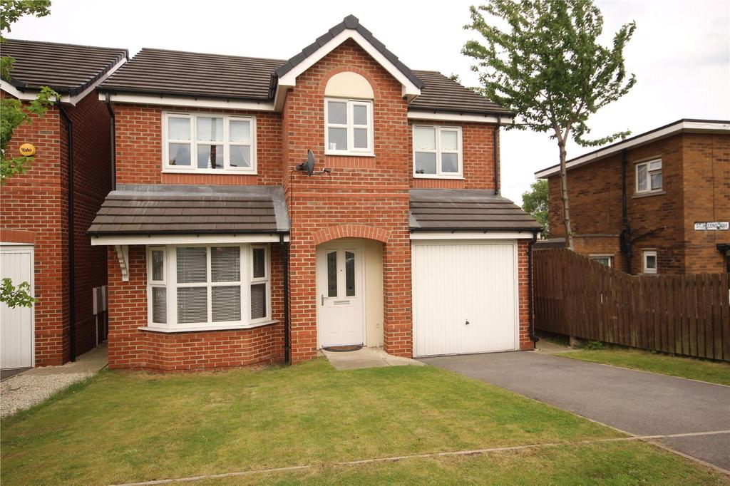 4 Bedrooms Detached House for sale in St Helens Way, Monk Bretton, Barnsley, S71