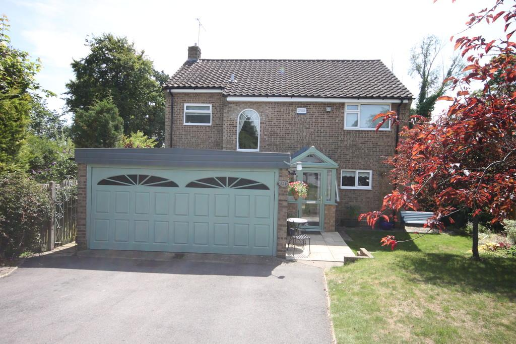 4 Bedrooms Detached House for sale in BOUVERIE AVENUE SOUTH, SALISBURY, WILTSHIRE, SP2 8EA