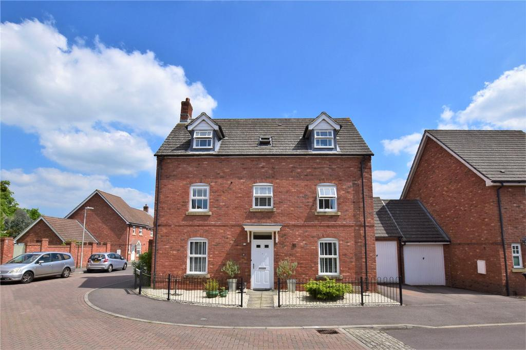 4 Bedrooms Detached House for sale in Strawberry Fields, Mortimer, Reading, RG7