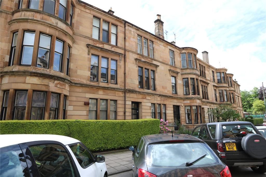 1 Bedroom Apartment Flat for sale in Garden Flat, Dowanside Road, Dowanhill, Glasgow