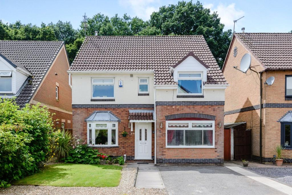 4 Bedrooms Detached House for sale in Albury Close, Liverpool, Merseyside, L12