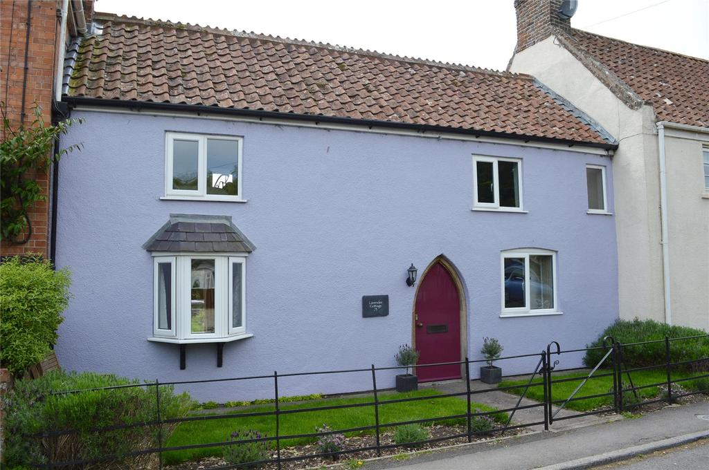 3 Bedrooms House for sale in Brent Street, Brent Knoll, Highbridge, Somerset, TA9