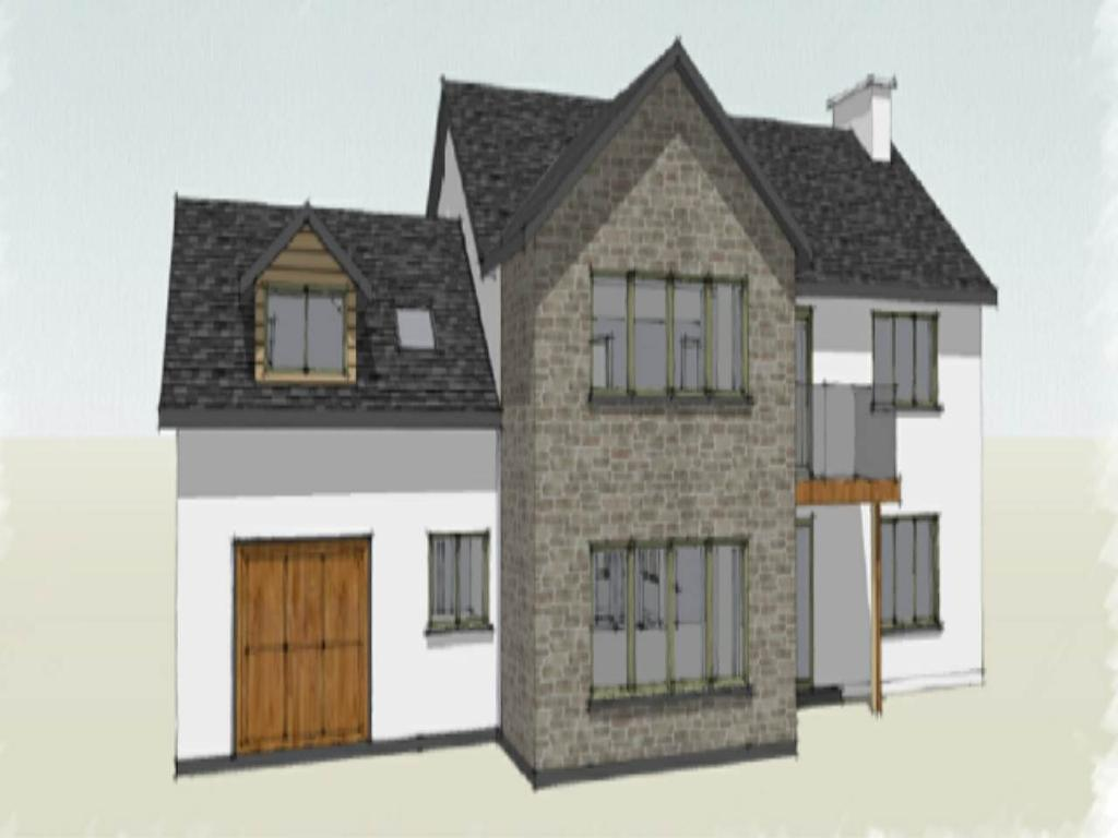 5 Bedrooms Detached House for sale in Cefn Ceiro, Llandre, Bow Street