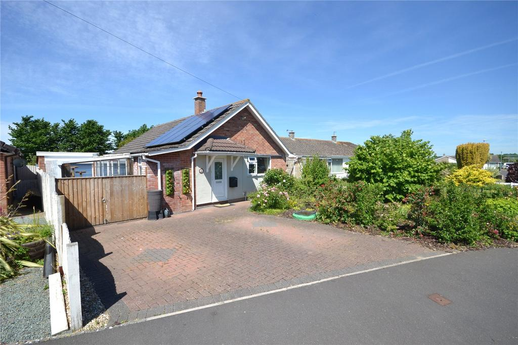 2 Bedrooms Bungalow for sale in Town Close, Stogursey, Bridgwater, Somerset, TA5