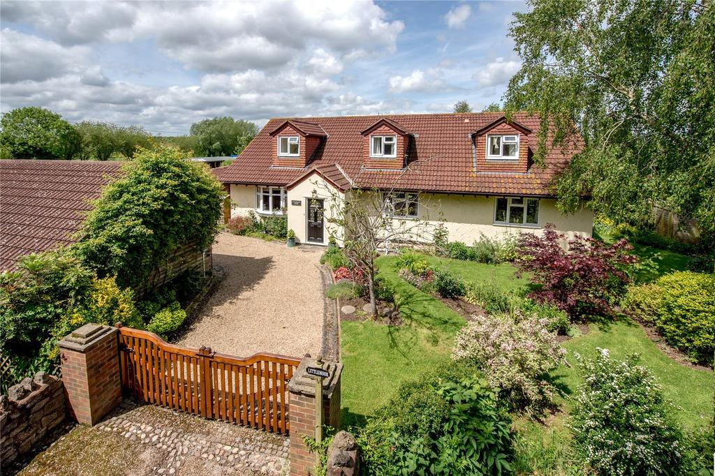 4 Bedrooms House for sale in Fordgate, Bridgwater, Somerset, TA7