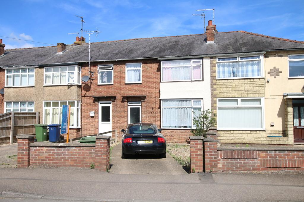 3 Bedrooms Terraced House for sale in Badgeney Road, March