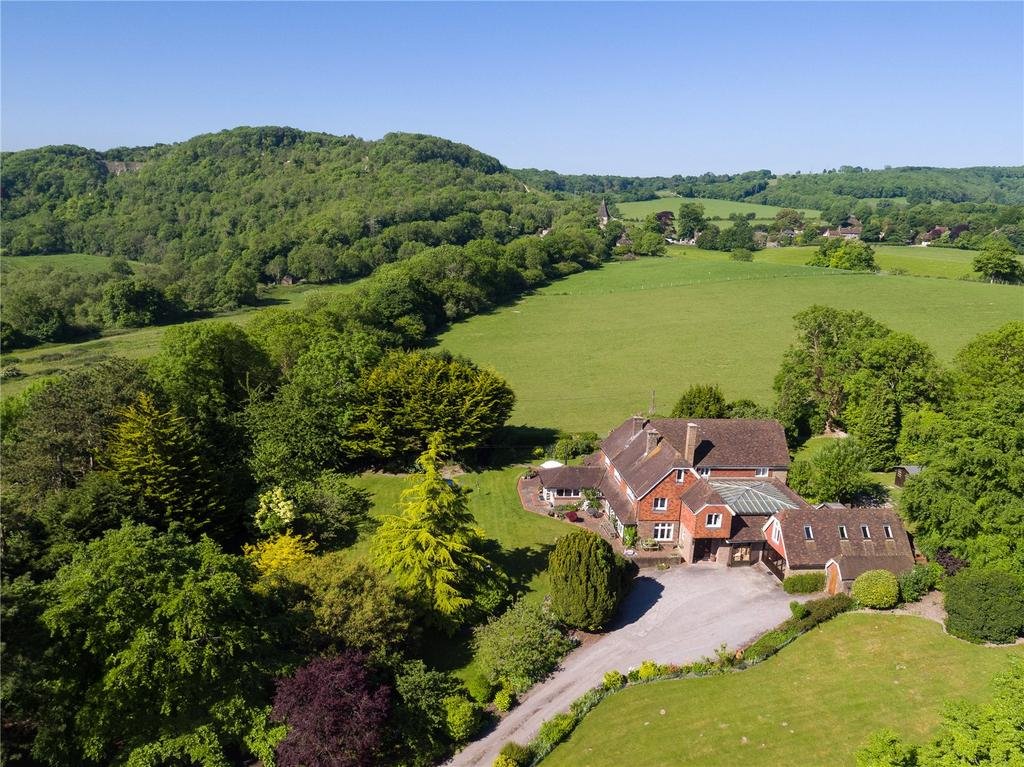 6 Bedrooms Detached House for sale in Hamsey, Lewes, East Sussex