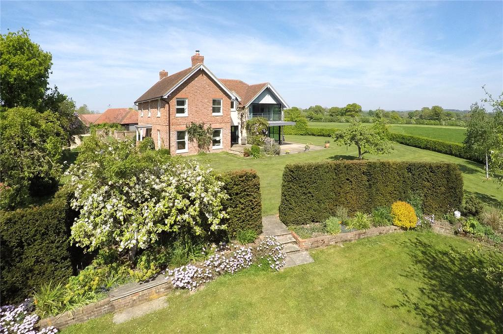 5 Bedrooms Detached House for sale in Novington Lane, East Chiltington, Lewes, East Sussex