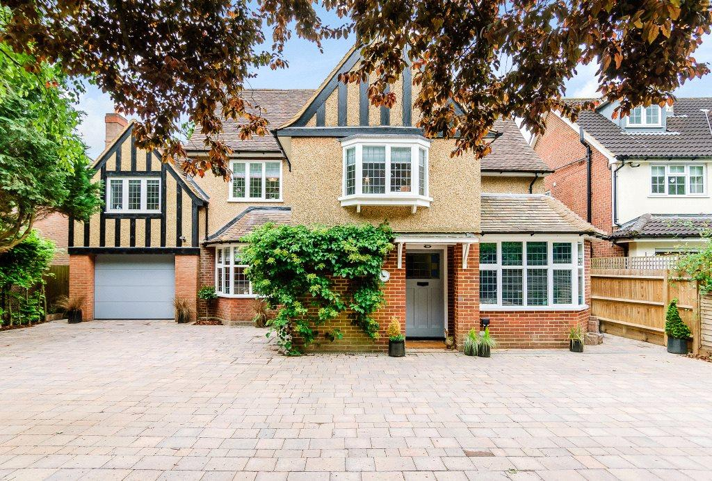 6 Bedrooms Detached House for sale in New House Park, St. Albans, Hertfordshire
