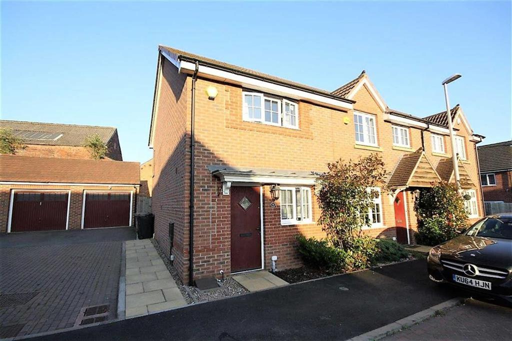 2 Bedrooms End Of Terrace House for sale in Currane Road, Nuneaton, Warwickshire
