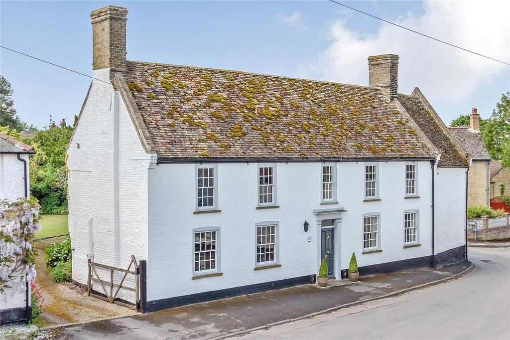 4 Bedrooms Detached House for sale in Fair Green, Reach, Cambridge