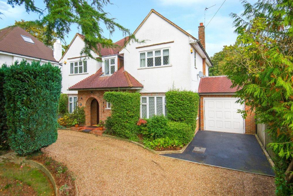 4 Bedrooms Detached House for sale in Marshals Drive, St. Albans, Hertfordshire