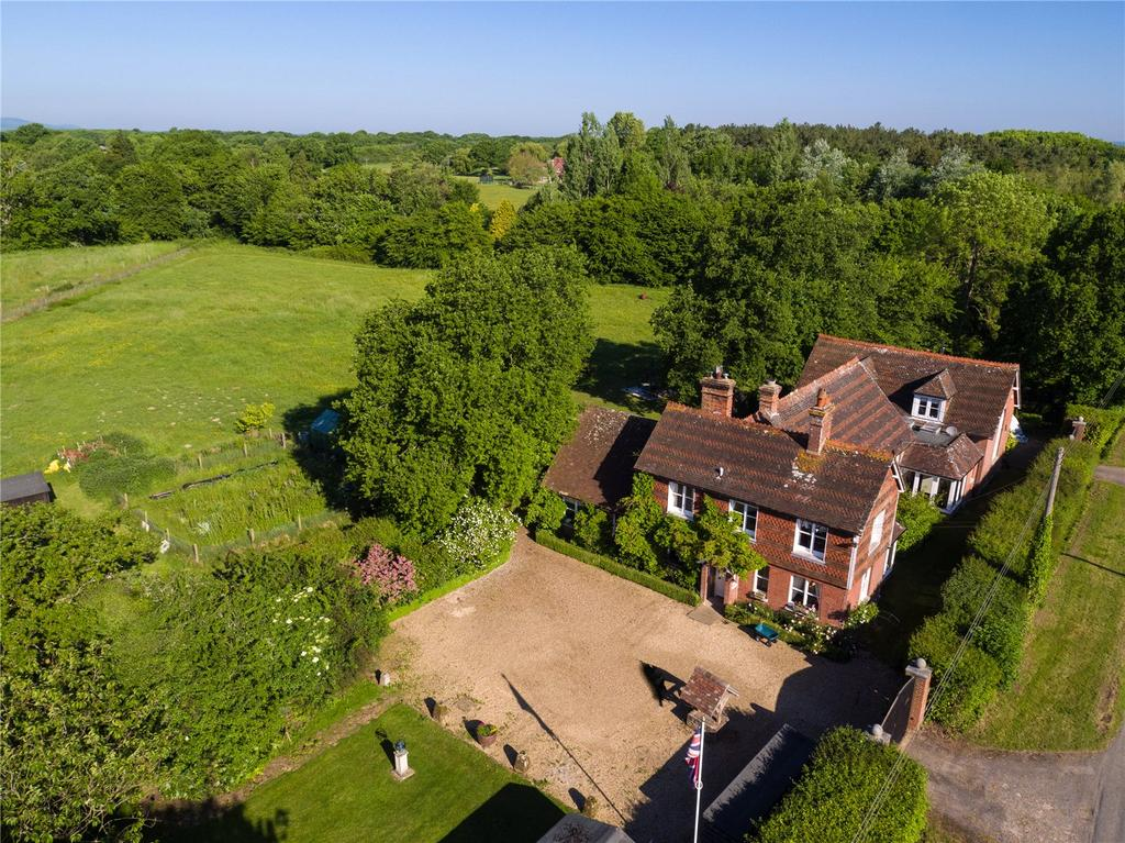 5 Bedrooms Detached House for sale in Shortgate Lane, Laughton, Lewes, East Sussex