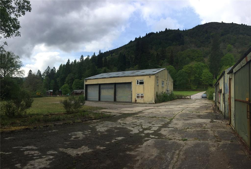 Land Commercial for sale in Strachur, Cairndow, Argyll