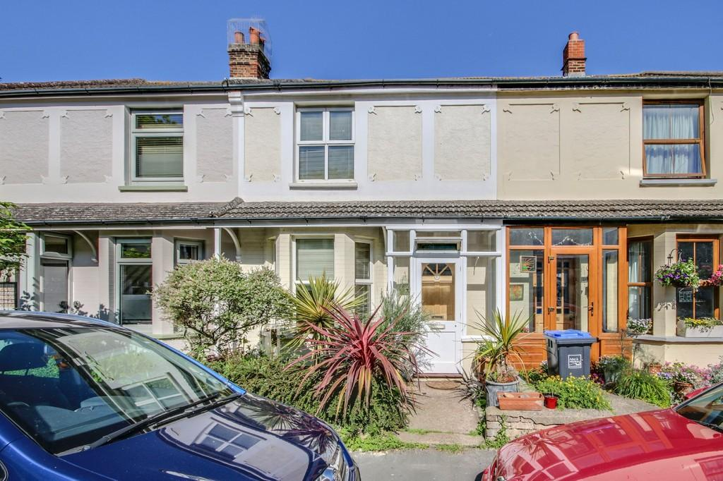 2 Bedrooms Terraced House for sale in Southwick