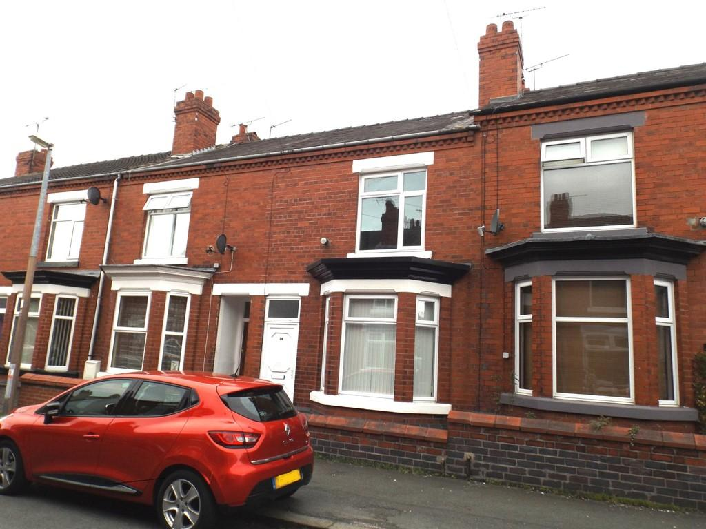 2 Bedrooms Terraced House for sale in Culland Street, Crewe