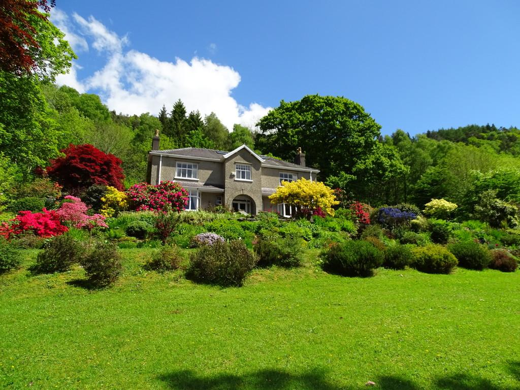 6 Bedrooms Detached House for sale in Dinas Hill, Betws Y Coed