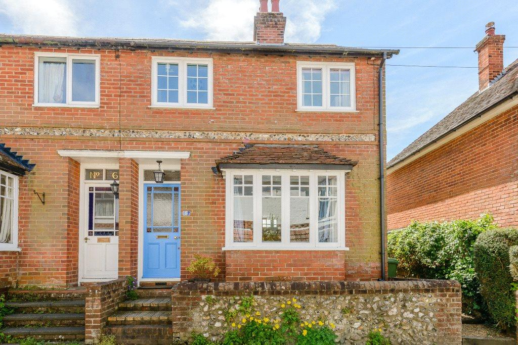 3 Bedrooms Semi Detached House for sale in Hill Rise, Twyford, Winchester, Hampshire, SO21